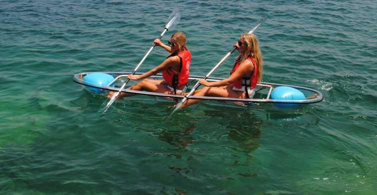 Sydney: alquiler de kayak con vista despejada de 4 horas