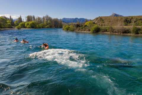 The River Kayak: Half-Day Guided Kayak on the Clutha River