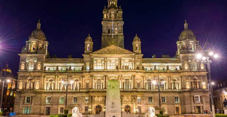 Glasgow: Haunted City Exploration Game and Tour