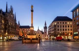 München: Gespenstisches Stadterkundungsspiel und Tour