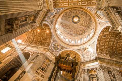 Vatican City Skip-the-Line Private Full-Day Tour