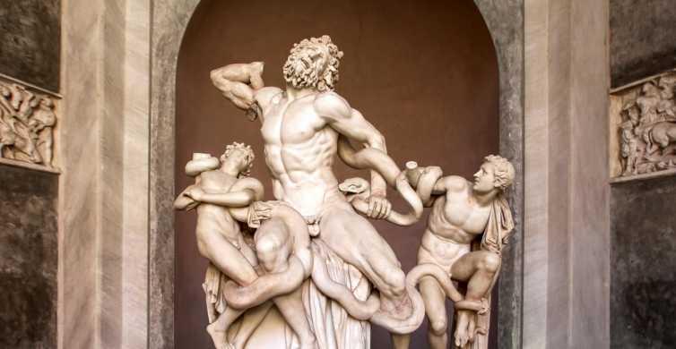 Rondleiding Vaticaan & Sixtijnse Kapel