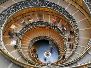 Vatikan: 3-stündige halbprivate Tour am frühen Morgen