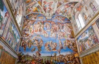 Ganztägige Rom & Vatikanische Museum Rundgang