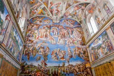 Full-Day Rome & Vatican Museum Tour
