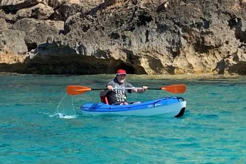 Palma de Mallorca: Kajakvermietung
