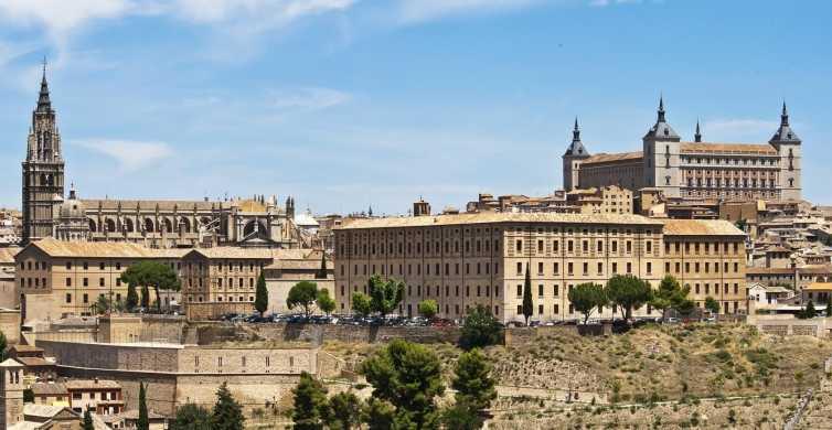 Toledo: Half-Day Tour from Madrid