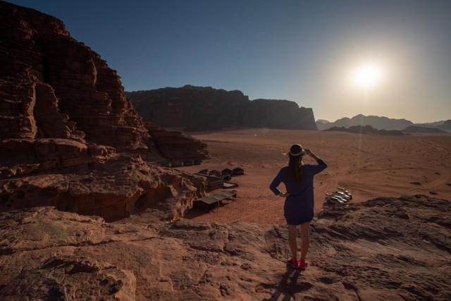 Vanuit Eilat, Jeruzalem, Tel Aviv: Petra & Wadi Rum 3-daagse tour