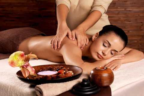 Side: Turkish Bath and Spa Experience with Massage