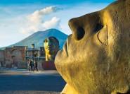 Pompeji und der Vesuv: Kleine Gruppen-Skip-The-Line-Tour