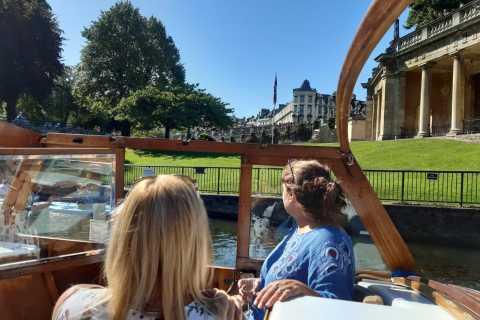 Bath: 25-Minute City Boat Trip to Pulteney Bridge