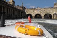 Bath: City Boat Trip e passeio a pé
