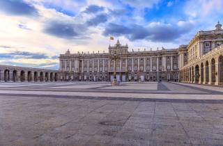 Madrid: Habsburger und Palasttour mit Sprachoptionen