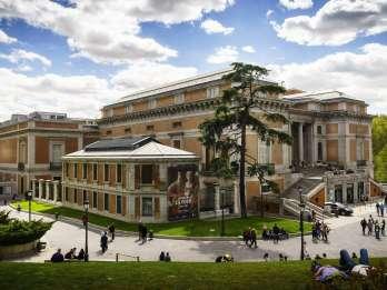 Madrid: Art Walk & Prado Museum mit Sprachoptionen