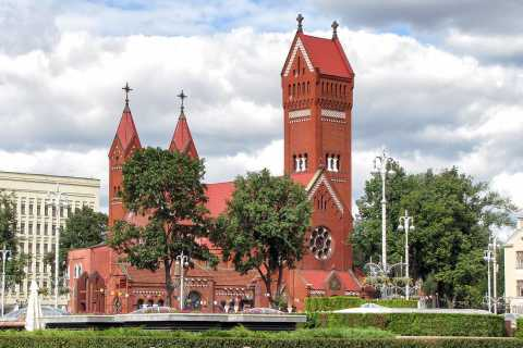Minsk: Private Sightseeing Tour and Dudutki Museum Tour