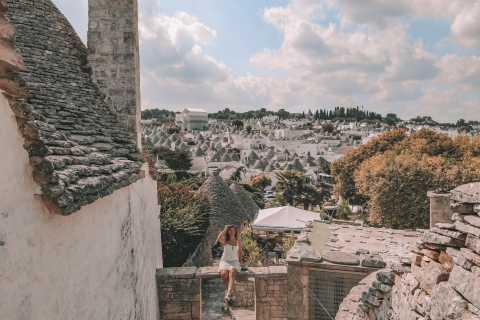 De Monopoli: visita guiada a Alberobello