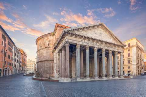 Rome and Vatican: Private Full–Day Guided Tour