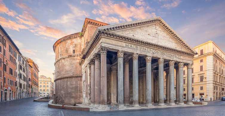 Roma y el Vaticano: tour guiado privado de 1 día