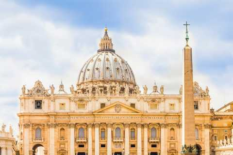 Rome: Vatican Museums & Sistine Chapel Express Guided Tour