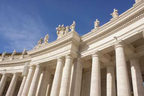 Skip the Line Vatican Tickets with Escorted Entrance