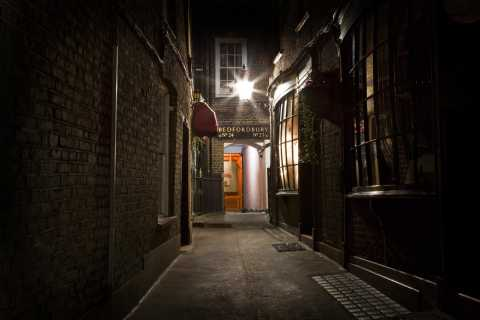 London: Interaktive Jack the Ripper-Führung
