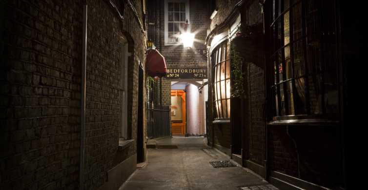Londres: visite guidée interactive sur Jack l'Éventreur