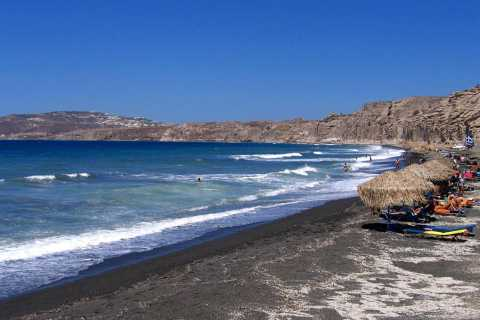 Santorini: aventura privada en 4x4 todoterreno