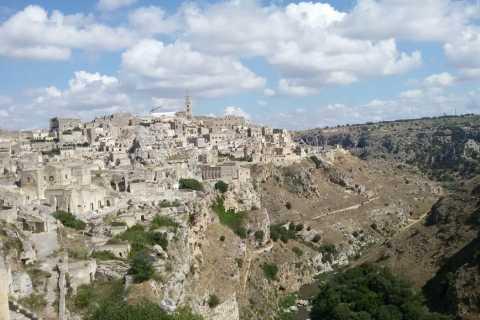 Matera: Rock Churches Park Walking Tour