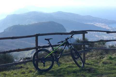 Sorrento: Advanced Mount Faito Cycling Tour