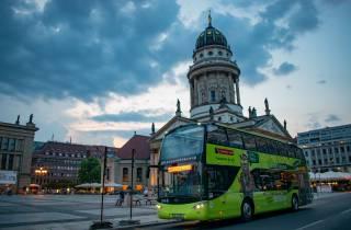 Berlin: Abendliche Stadtrundfahrt mit dem Bus