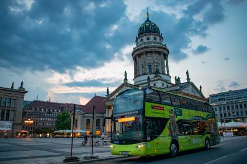 Berlin: Evening Sightseeing Tour by Bus