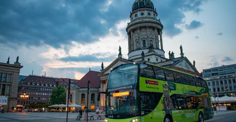 Berlín: recorrido turístico nocturno en autobús