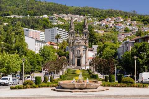 Do Porto: Excursão Guimarães e Braga c/ Entradas Atrações