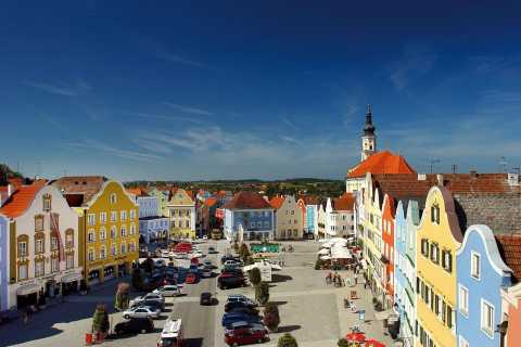 Passau/Bad Griesbach: Schärding Walking Tour