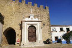 De Lisboa: Excursão Guiada Privada de Óbidos e Coimbra