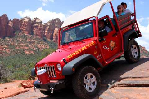 Sedona: Private Soldiers Pass Jeep Tour