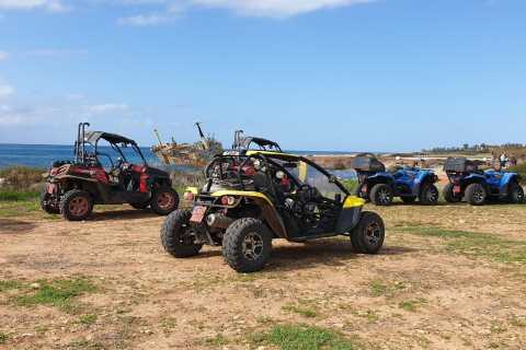 Lara Bay and Akamas by Quad Bike or Beach Buggy