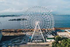 Rio de Janeiro: Ingresso Oficial Roda-Gigante Rio Star
