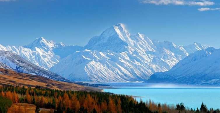 From Queenstown: Mount Cook Small Group Adventure