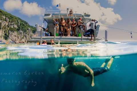 De Auckland: Viagem de um dia a Ilhas Malignas