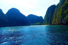Koh Lanta: excursão de um dia a Phi Phi em lancha
