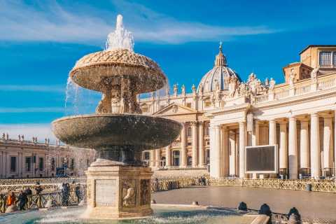 Fast-Track: Vatican and Sistine Chapel Guided Tour