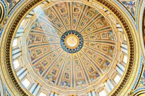 Hoppa över linjen: Vatikanen, Sixtinska kapellet och Peterskyrkan