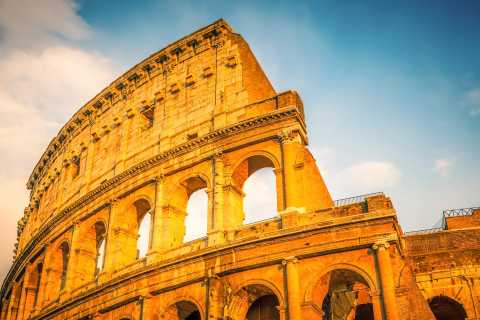 Ancient Rome: Colosseum and Roman Forum Private Tour
