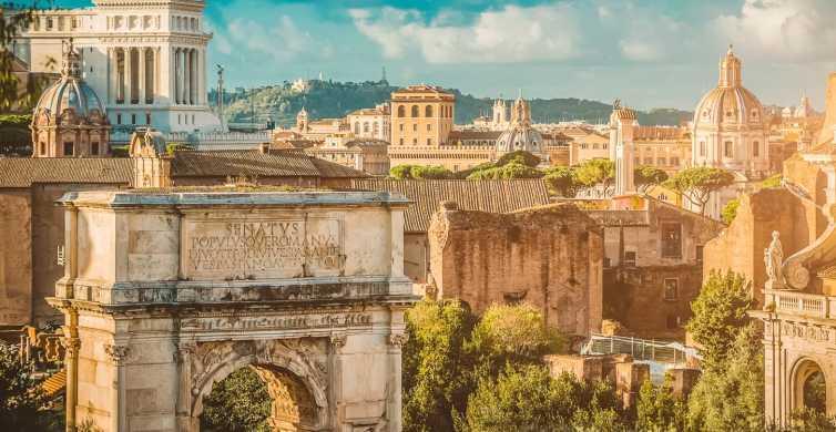 Rome: Colosseum, Forum en Palatine Hill Skip-the-Line Tour