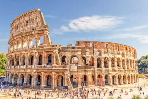 Colosseum & Ancient Rome Family Tour for Kids