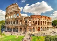 Roms Kolosseum: Familientour ohne Anstehen