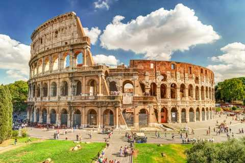 Rome: Skip-The-Line Colosseum for Families Tour