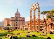 Privattour: Kolosseum, Forum Romanum und Palatin