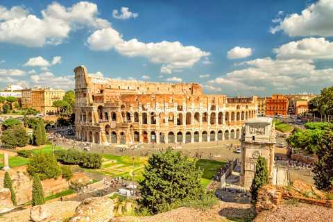 Rome: Colosseum Underground 3.5-Hour Guided Tour